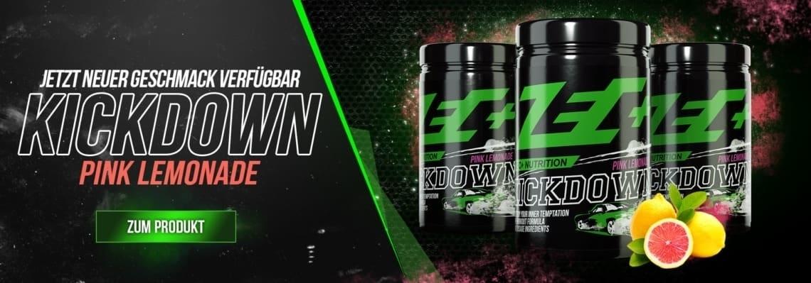ZEC+ KICKDOWN 2.0 Pre-Workout Booster
